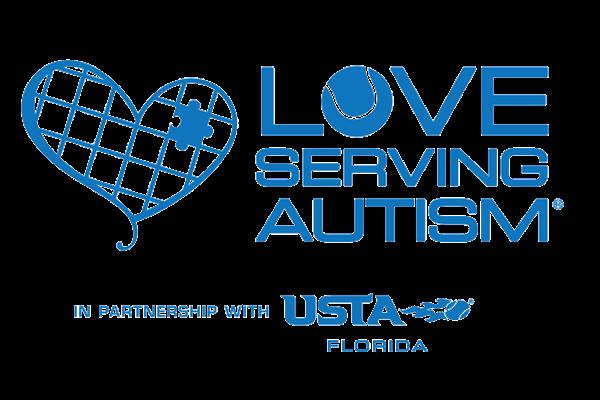 Love Serving Autism Logo